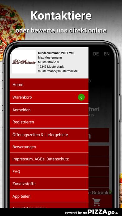 Da Antonio München screenshot 3