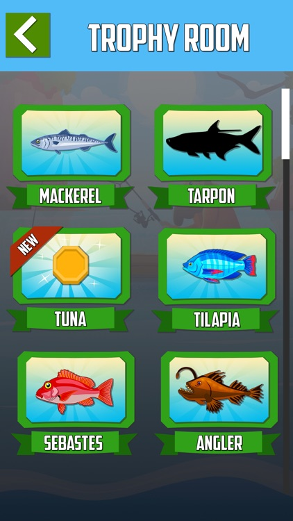 Go Fishing - A Fishing Game screenshot-3
