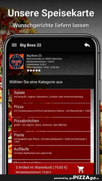 Big Boss 22 München screenshot 4