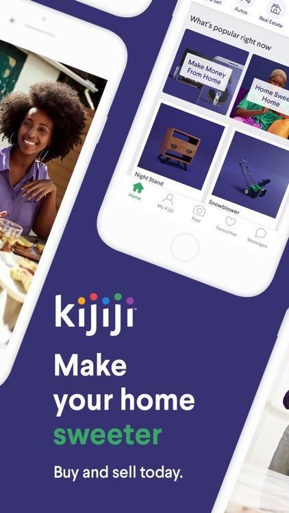 Kijiji: Buy & Sell Local screenshot-0