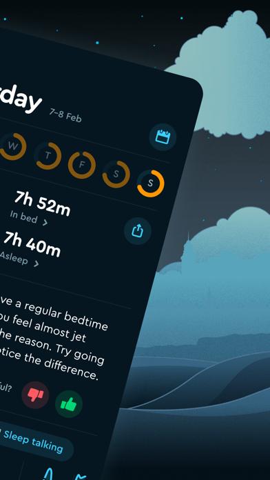 Sleep Cycle - Sleep Tracker Screenshot