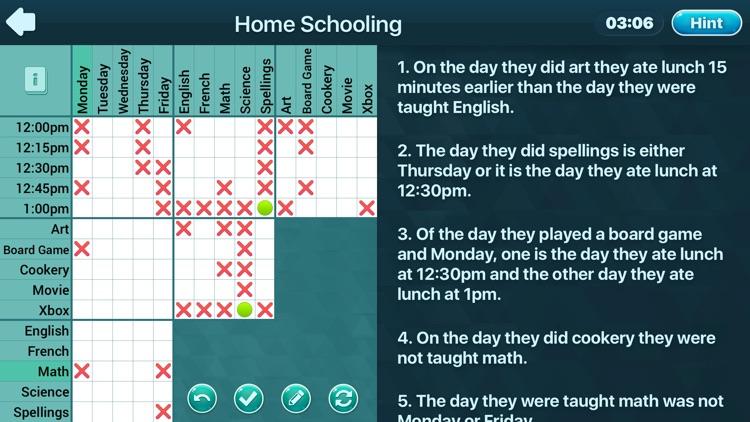 Logic Puzzles Daily screenshot-9
