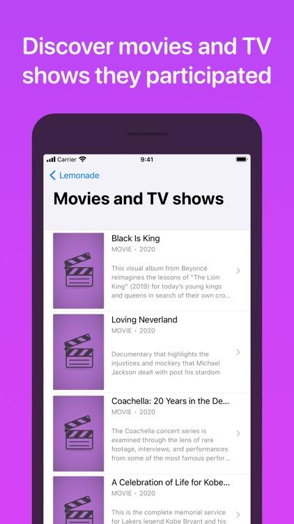 MusicSmart - Liner Notes screenshot-6