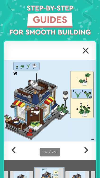 LEGO® Building Instructions screenshot-3