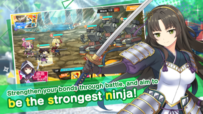 Moe! Ninja Girls RPG: SHINOBI free Jewels hack