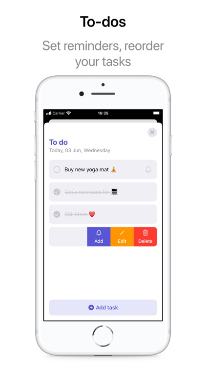 LifeViewer - Daily Planner screenshot-3