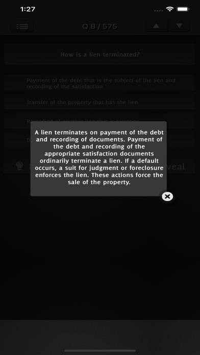 Real Estate Exam Prep Q&A screenshot 5