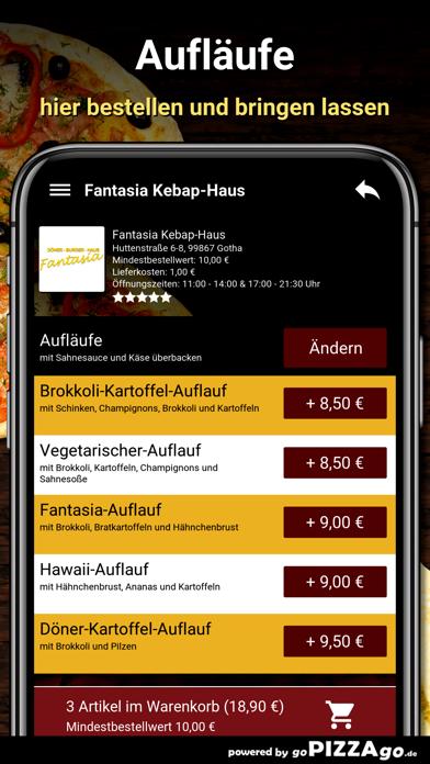 Fantasia Kebap-Haus Gotha screenshot 6