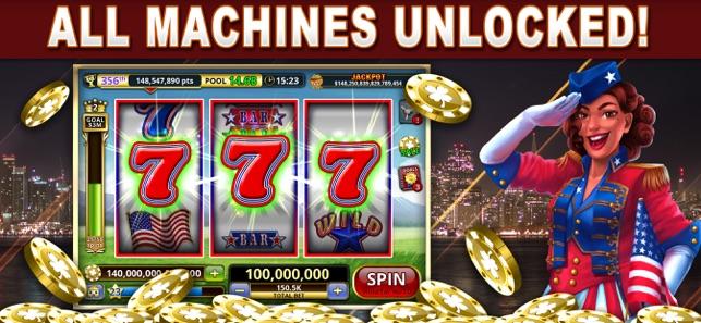 harris casino Slot