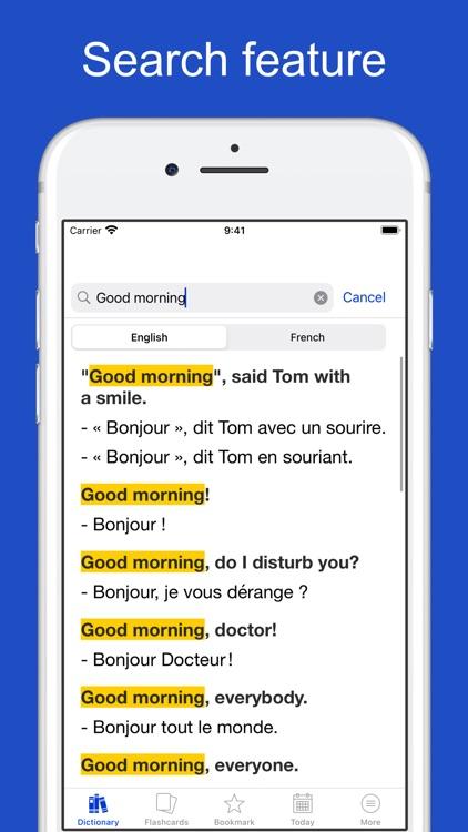 English French Sentences screenshot-8