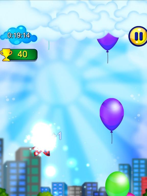Balloon Sky Popping Game screenshot 4