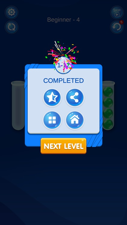 Bubble Sort Puzzle 2021 screenshot-5