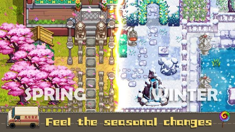 Harvest Town - Pixel Sim RPG screenshot-5