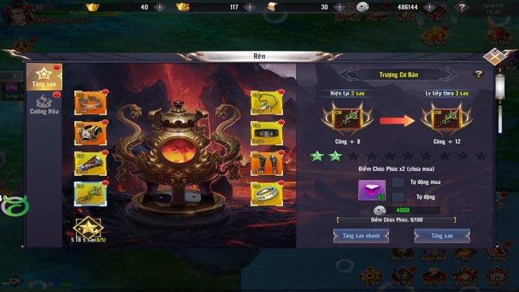 Giang Hồ Tu Tiên screenshot-3