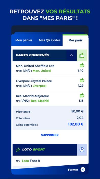messages.download Parions Sport Point de vente® software