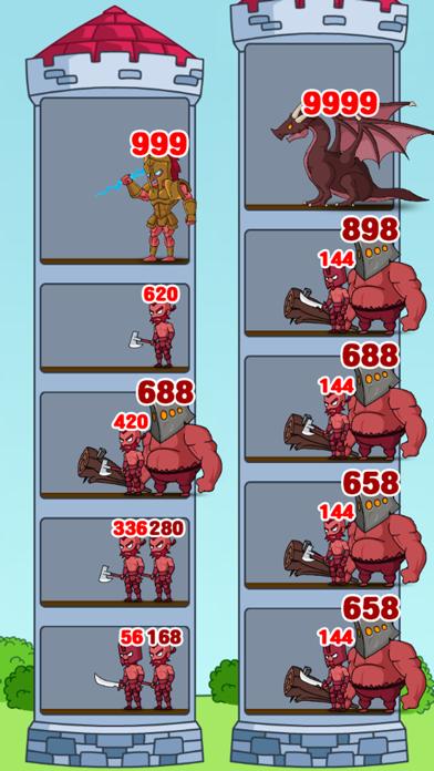Hero Castle Warsのおすすめ画像3