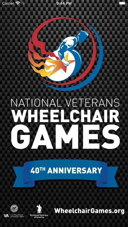 Natl Veterans Wheelchair Games screenshot-0