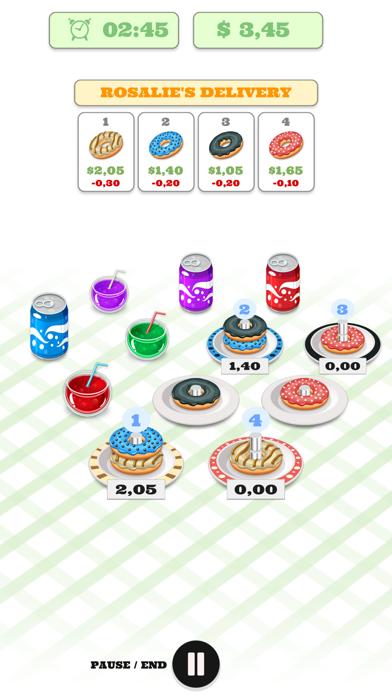 Sort It: Bakery's Tasty Donuts screenshot 1