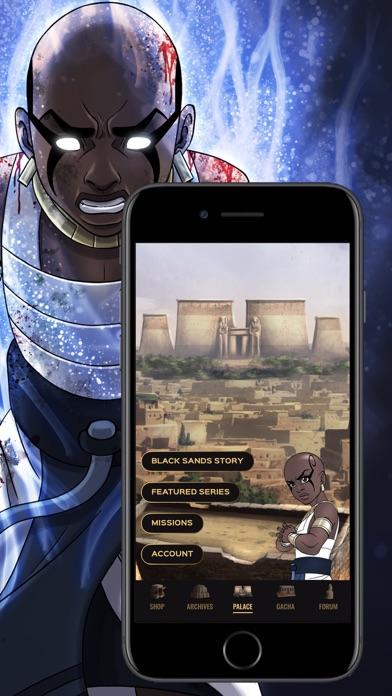 Screen Shot BSP Comics 0