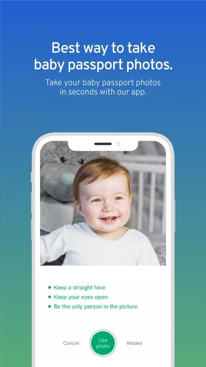 iVisa Passport Photo ID Photo screenshot-8