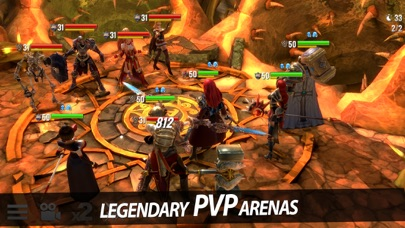 Heroes Forge: Battlegroundsのおすすめ画像7