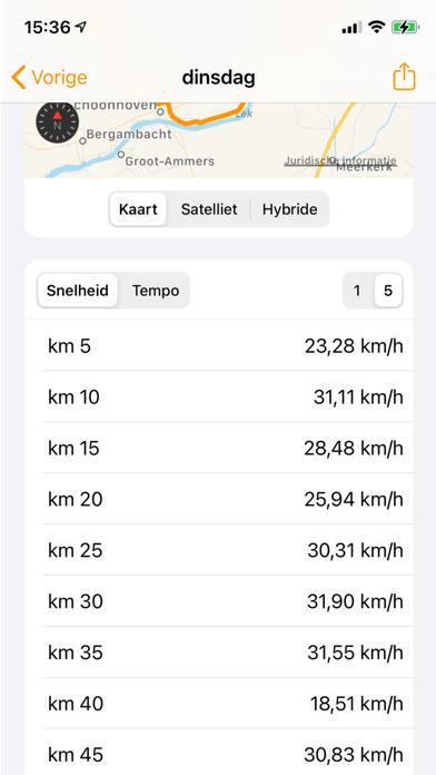My Workout Stats screenshot 6