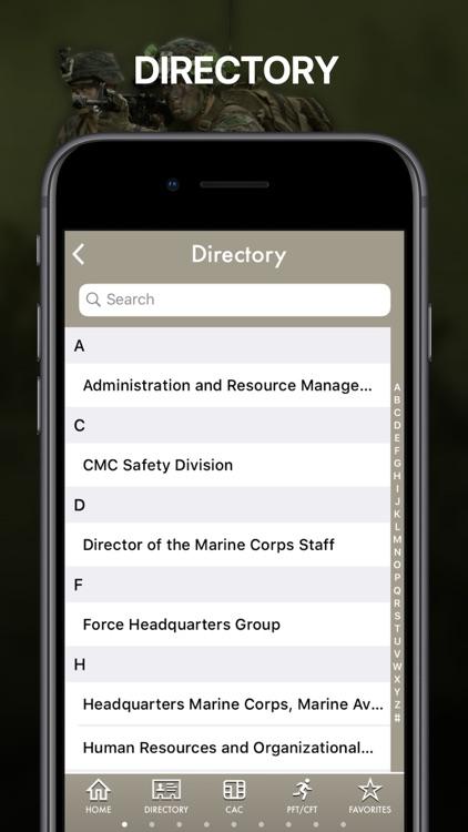 USMC Connect screenshot-4