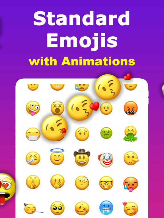 Animated Emoji 3D Sticker GIFのおすすめ画像3