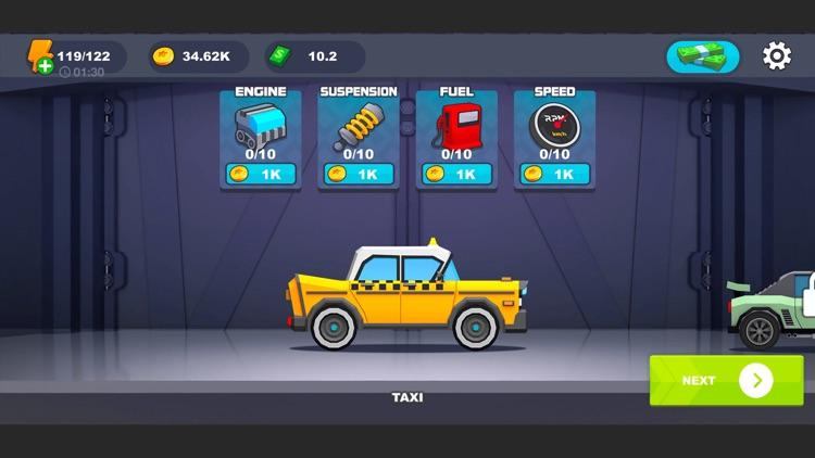 Happy Racing - Hill Climb screenshot-7