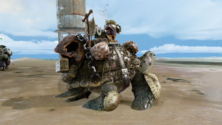 War Tortoise 2 screenshot-4