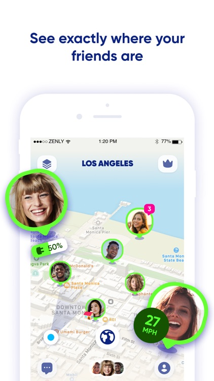 Zenly - Your map, your people
