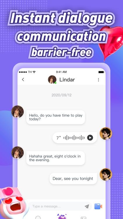 NiNi - random live video chat screenshot-4
