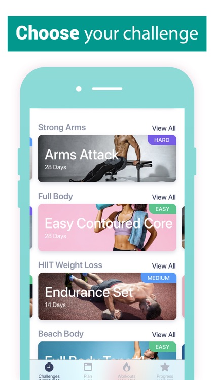 HitFit - At Home Workouts screenshot-5