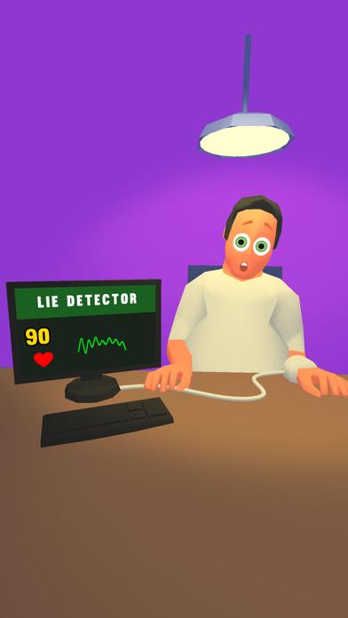 Lie Detector 3D! screenshot 3