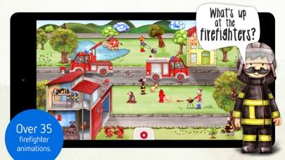 Tiny Firefighters: Kids' App Screenshots