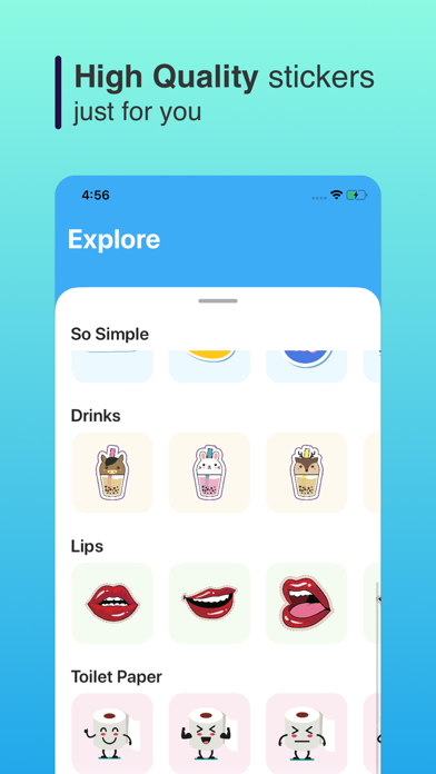Sticker Maker - Studio Creator screenshot 3