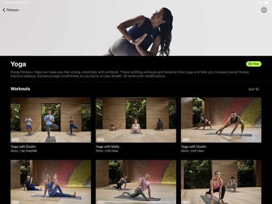 Fitness screenshot 6
