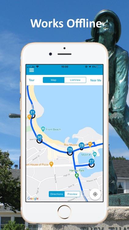 Cape Ann Driving Tour Guide screenshot-4