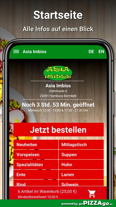 Asia Imbiss Hamburg Barmbek screenshot 2