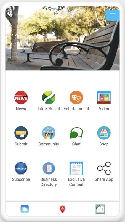 Turlock City News app