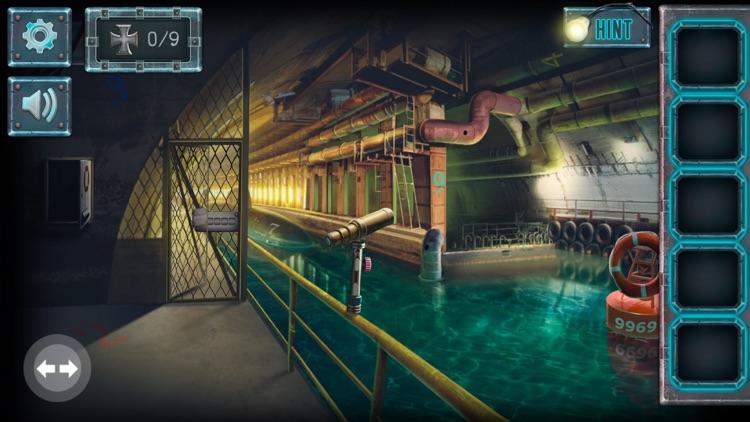 Reich's Lair - Escape Room screenshot-4