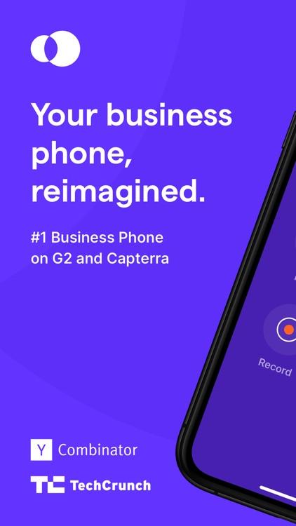 OpenPhone: Second Phone Number screenshot-0