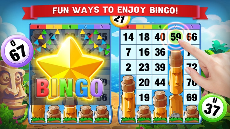 Bingo Amaze - 2021 Bingo Games