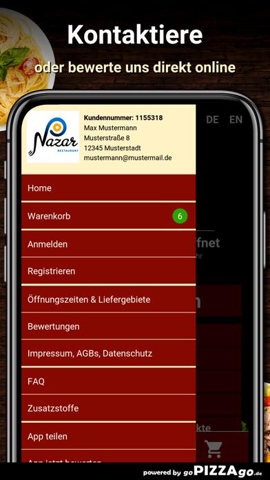 Nazar Unterschleißheim screenshot 3