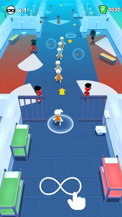 Prison Escape 3D: Jailbreak screenshot-4
