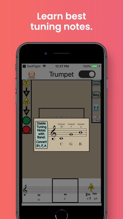 Trumpet Fingering & Tuning screenshot-4