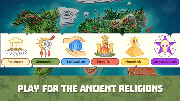God Simulator. Religion Inc. screenshot-0