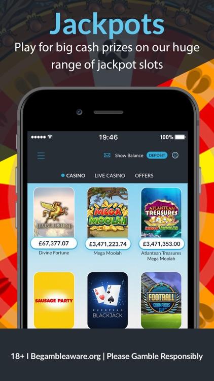 BetVictor: Online Casino Games screenshot-3