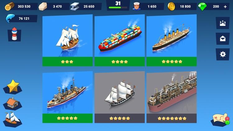 SeaPort: Ship Transport Tycoon
