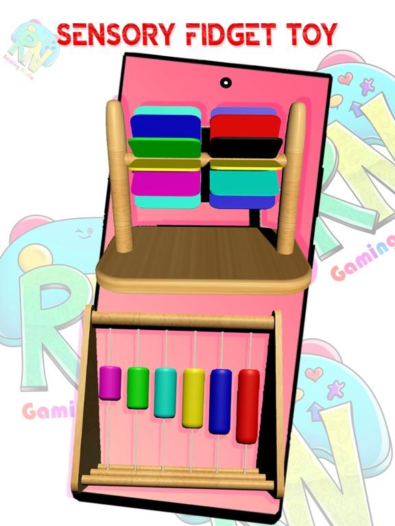 Ipad Screen Shot Fidget Toys Box Destress pops 7
